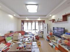 中海塞纳时光 3室2厅116.35m²精装修二手房效果图