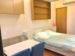 栖游家园 温馨一居室,价格可小刀,欢迎咨询。租房效果图