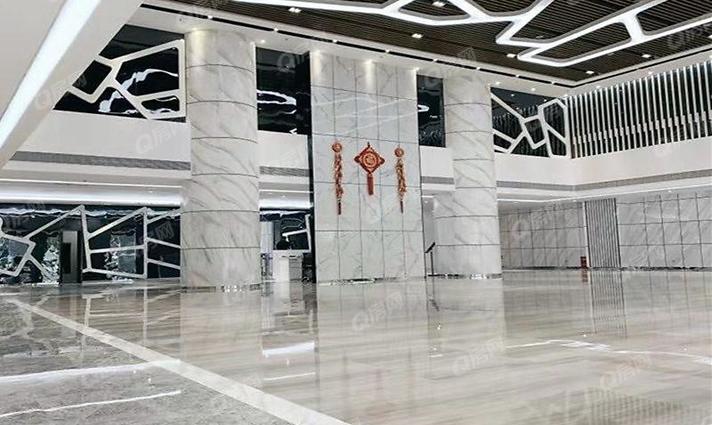 深圳城启中心照片_城启中心 沙头角 保发大厦 户型方正 采光通透 使用率高
