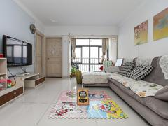 布吉阳光花园 3室2厅1厨1卫 93.86m² 整租租房效果图