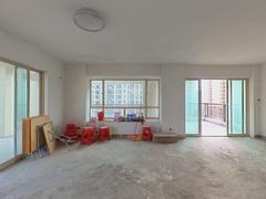 凯茵新城雅湖居 3室0厅215.8m²毛坯二手房效果图