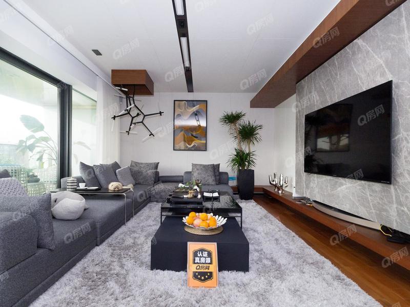 汉京九榕台 前海半山豪宅 3室2厅1厨4卫 低密度精致装修