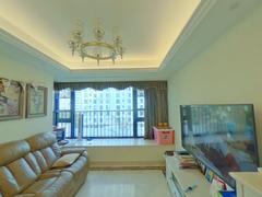 K2荔枝湾 3室2厅82.18m²精装修二手房效果图