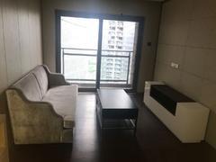 京基滨河时代广场 2室1厅0厨1卫 60.0m² 整租租房效果图