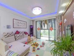 滨湖世纪城徽贵苑 3室2厅1厨2卫 128.57m² 满五二手房效果图