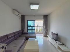 中珠上郡一期 2室2厅78.8m²精装修二手房效果图