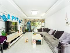金地梅陇镇 3室2厅1厨2卫 116.04m² 精致装修二手房效果图