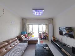 中海康城国际 3室2厅88m²精装修二手房效果图