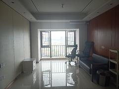 颐安都会中央2期  精装修朝南三房,家私电齐全,可拎包入住随时看房租房效果图