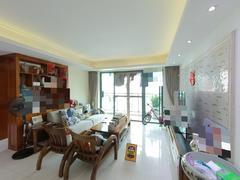 鸿翔花园 3室2厅1厨2卫 137.63m² 精致装修二手房效果图