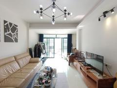 世纪花源 2室2厅87m²精装修二手房效果图
