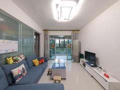 丽湖名居 3室2厅98.11m²精装修二手房效果图