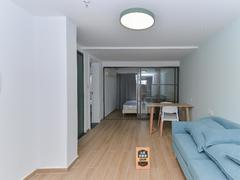 前海铂寓 2室1厅1厨1卫 45.0m² 整租租房效果图