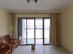 中御海立方 2室2厅1厨1卫 63.43m² 整租租房效果图