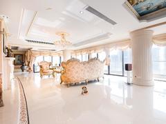 中信红树湾 新上双客厅设计全海景、高尔夫景观豪华装修360二手房效果图