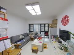 中海康城国际 3室2厅87.06m²整租租房效果图