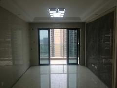 颐安都会中央2期  客厅出阳台,东南向,价钱可谈,随时看房,急租!!租房效果图