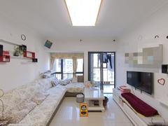 中海康城国际 3室2厅75.2m²普通装修二手房效果图
