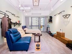 六和城 坪山写字楼出租,出售,户型方正,配有空调,民水民电租房效果图