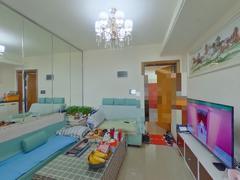 恒大海泉湾花园 1室1厅1厨1卫 55.0m² 精致装修二手房效果图