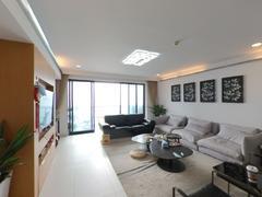 半岛城邦二期 精装修舒适5房高层看海全齐出租租房效果图