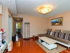 世纪坊 3室2厅1厨1卫 77.06m² 精致装修二手房效果图