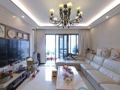 坤祥花语岸 4室2厅127.19m²普通装修二手房效果图