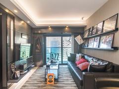 置地逸轩 2室2厅55.27m²整租租房效果图