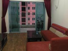 现代城华庭 2室1厅64.33m²整租租房效果图