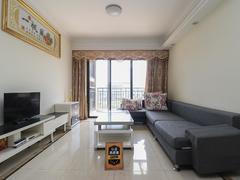 中海塞纳时光 2室2厅76.01m²整租租房效果图