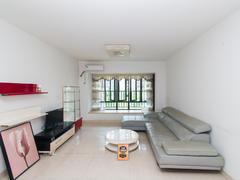 中海塞纳时光 3室2厅112.71m²整租租房效果图