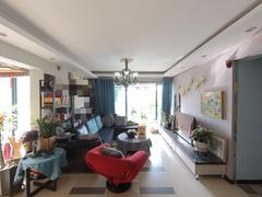鸿翔花园 3室2厅1厨2卫 117.91平米 满五年二手房效果图