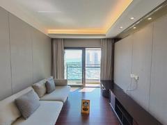 京基滨河时代广场 2室2厅68m²整租租房效果图