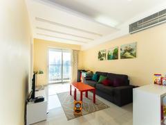 沙河世纪假日广场 2室2厅1厨1卫90.23m²整租租房效果图