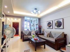 泛海拉菲花园 3室2厅1厨1卫 75.77m² 精装修