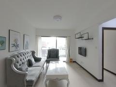 漾日湾畔 花园社区,户型方正,精装两房,家电全齐租房效果图