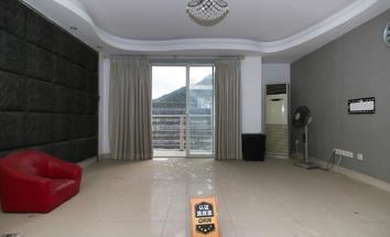 深圳花园城一期客厅照片_花园城一期 精装5室 花园社区 装修保养好 拎包入住