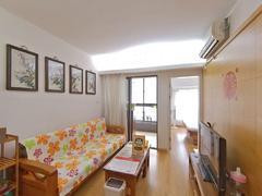 中海康城国际 1室1厅1厨1卫48.34m²精致装修。二手房效果图
