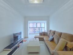 中珠上郡一期 2室2厅92m²满五年二手房效果图