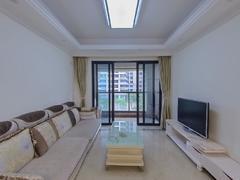 K2荔枝湾 3室2厅82.6m²精装修二手房效果图