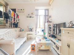 金色都汇 2室2厅47m²整租租房效果图