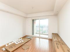 铁建万科江湾城 3室2厅1厨1卫 85.0m² 精致装修二手房效果图
