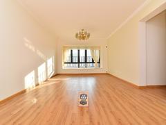 中海塞纳时光 3室2厅118.27m²整租租房效果图