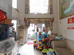 桂芳园五期 精典复式大四房  普通装修   费用少二手房效果图