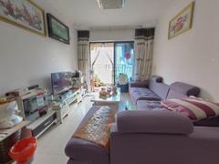 中珠上郡一期 2室2厅79.6m²满五年二手房效果图