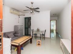 新银座华庭 1室1厅47.44m²整租、位置安静、交通方便租房效果图