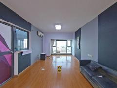 风临国际 1室0厅47.61m²整租租房效果图