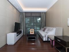 京基滨河时代广场 2室1厅58.88m²整租租房效果图