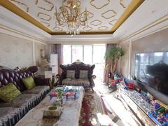 李沧万达广场公馆 3室2厅1厨2卫 144.0m² 精致装修二手房效果图