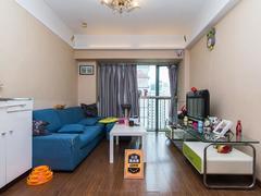 置地逸轩 1室2厅42.61m²整租租房效果图